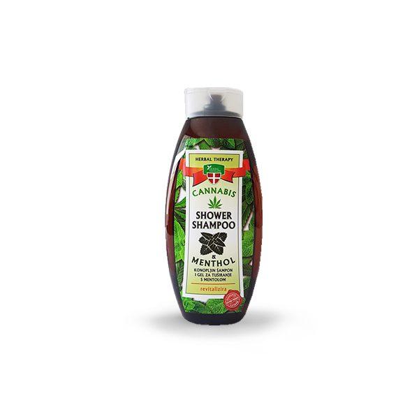 gel za tuširanje i šampon za kosu